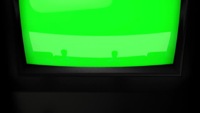 vidéos et rushes de arcade contrôles à écran plat - pixellisation