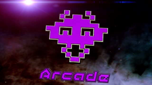 Arcade Gaming Sprite