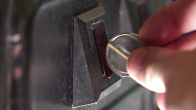 Arcade Insert coin