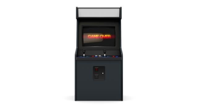 Arcade Machine Rotate