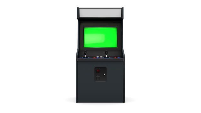 arcade machine - retro style stock videos & royalty-free footage