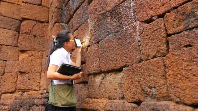 Archäologie Student Umfrage