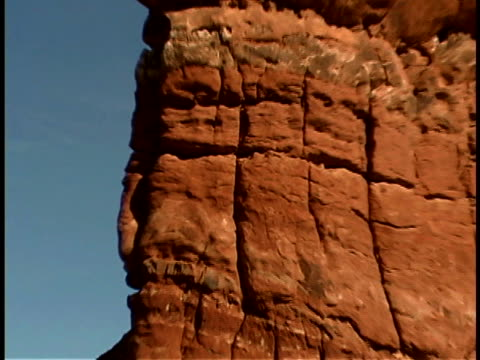 arches national park, utah - 砂岩点の映像素材/bロール
