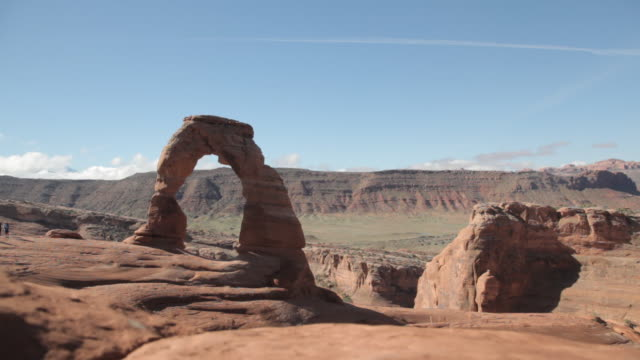 arches national park - arches national park stock videos & royalty-free footage