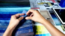 Architect & interior designer working