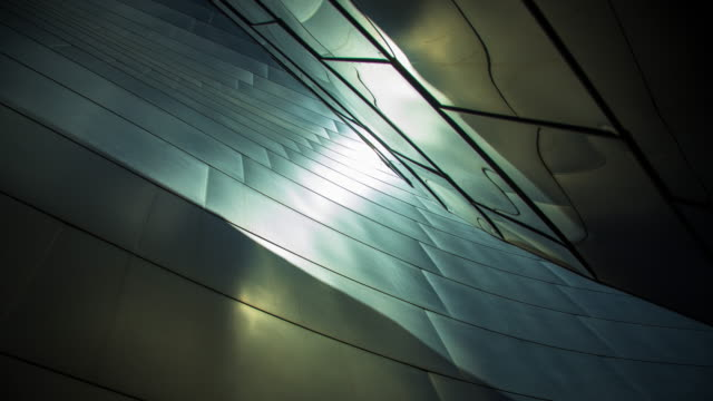 architectural abstract - time lapse - metal stock videos & royalty-free footage
