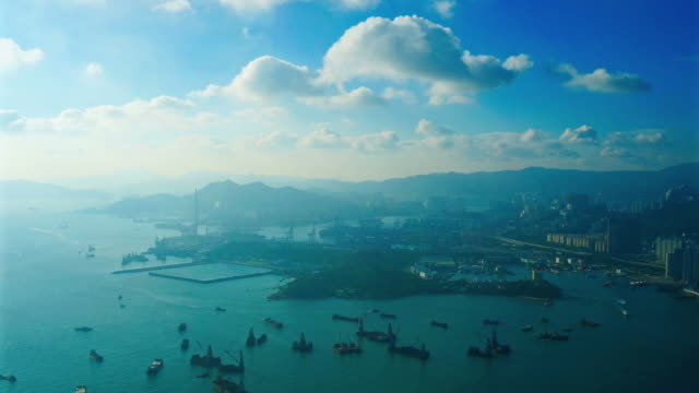 stockvideo's en b-roll-footage met het platform gebouw in hong kong stad china - hong kong