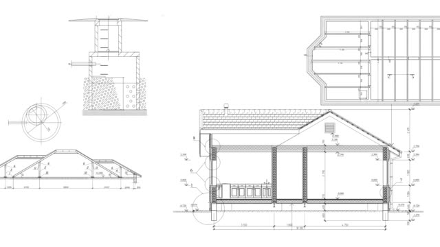 architecture plans - diagram stock videos & royalty-free footage