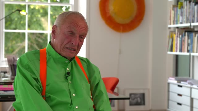 Richard Rogers interview Richard Rogers interview SOT re social housing / Grenfell / climate change / inequality