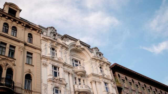 Architecture Vienna - Time Lapse