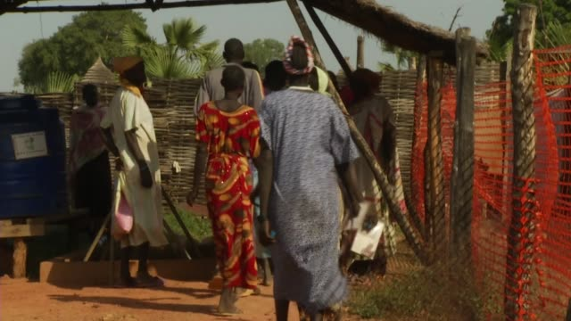 archival footage of south sudan just before the independence referendum. - referendum stock videos & royalty-free footage
