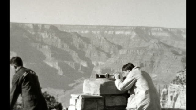Archival views from the Grand Canyon South Rim