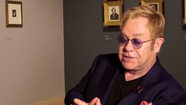 Archive footage of Sir Elton John after the Daily Mirror said the 70yearold singer is planning to reveal his decision to quit touring in an...