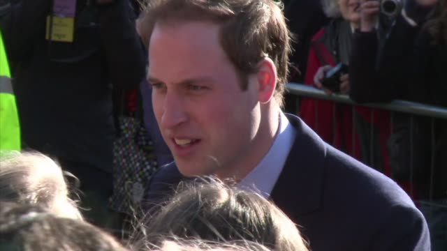 archive images of prince william ahead of his marriage to kate middleton on 29 april 2011 in westminster abbey london greater london united kingdom - greater london stock videos & royalty-free footage