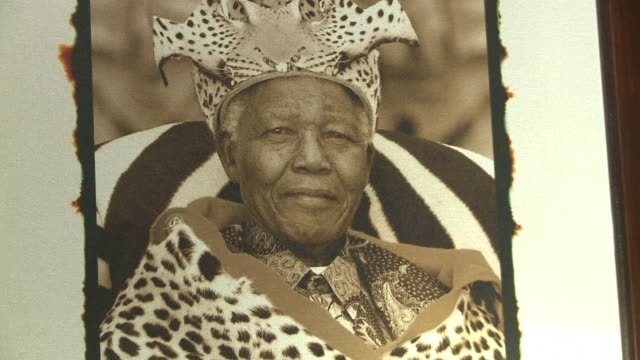 archives documenting nelson mandelas life go on display to mark 50 years since the iconic south africa leader arrived at the infamous robben island... - infamous stock videos & royalty-free footage