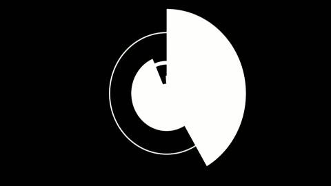 vídeos y material grabado en eventos de stock de arcos y círculos 4 - plano descripción física