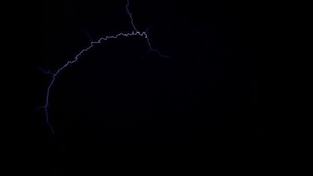 arcs from electrode near top of frame - tesla coil stock videos and b-roll footage