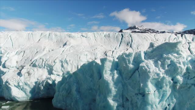 arctic ices helf - shelf stock videos & royalty-free footage