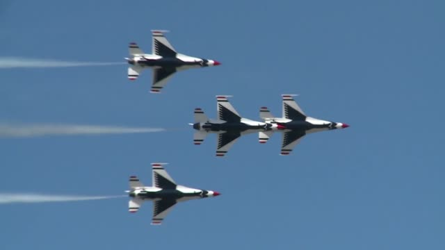 Arctic Thunder is a biennial event hosted by JBER featuring more than 40 Air Force Army and civilian aerial acts and with more than 200000 people in...