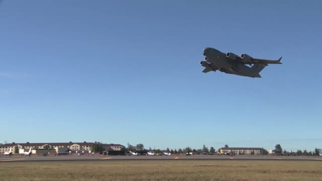 Arctic Thunder Open House at Joint Base ElmendorfRichardson Arctic Thunder is a biennial event hosted by JBER featuring more than 40 Air Force Army...