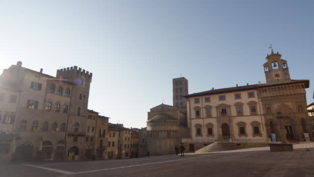 arezzo - tuscany - beige stock videos & royalty-free footage