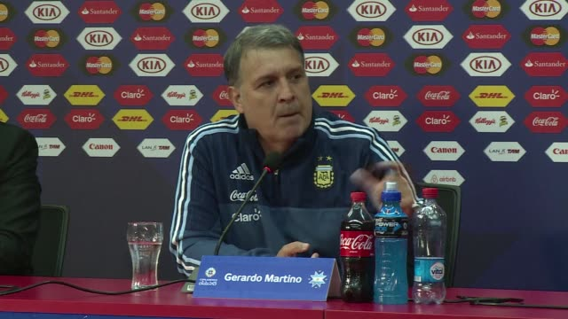 Argentina coach Gerardo Martino believes the upcoming game of the Argentine squad against Uruguay at the Copa America will not be decisive to go...