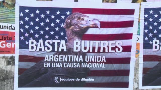 argentina solicito el lunes la suspension temporal de la sentencia que le obliga al pago de 1330 millones de dolares a fondos especulativos - acanthaceae stock videos & royalty-free footage