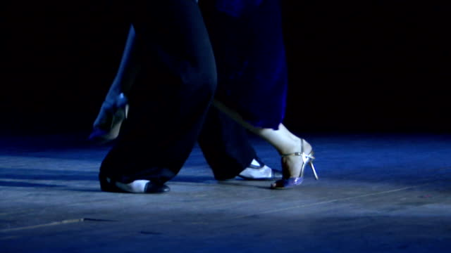 argentine tango - argentina stock videos & royalty-free footage