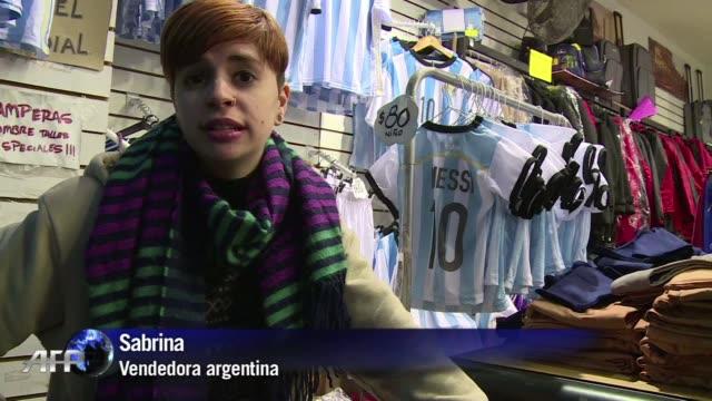 Argentina tiene a Messi en el campo y al papa Francisco en el Vaticano para hacerse con la victoria el domingo en la final del Mundial ante Alemania