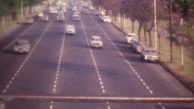 argentina traffic 1972 - 1972 stock videos and b-roll footage
