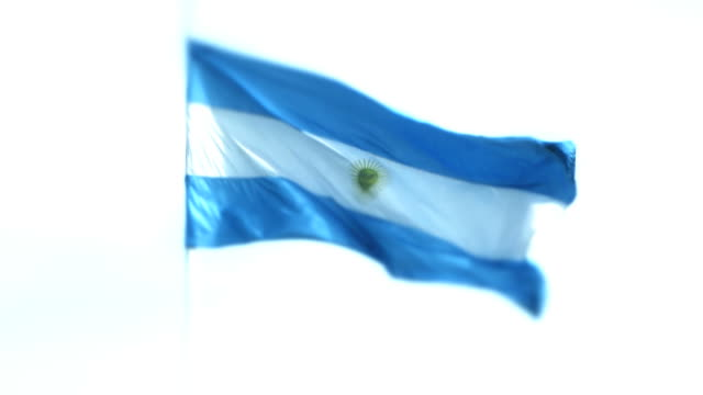 Argentine flag - Bandera Argentina