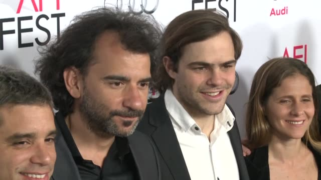 Argentinian movie The Clan premieres at the American Film Institute festival in Los Angeles