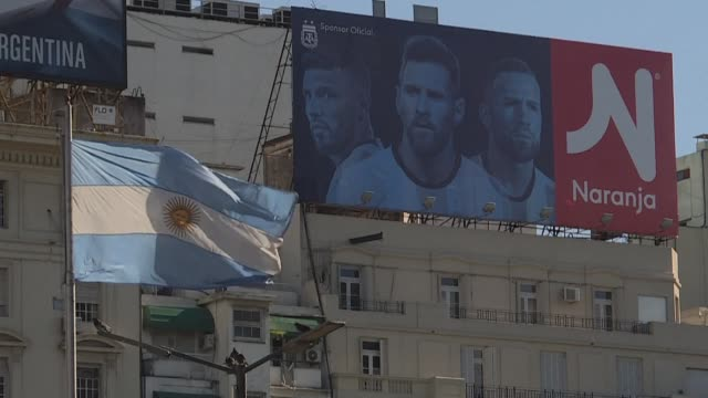 Argentinians who were counting on the World Cup to distract them from an economic crisis back home are hoping their national team will make a...