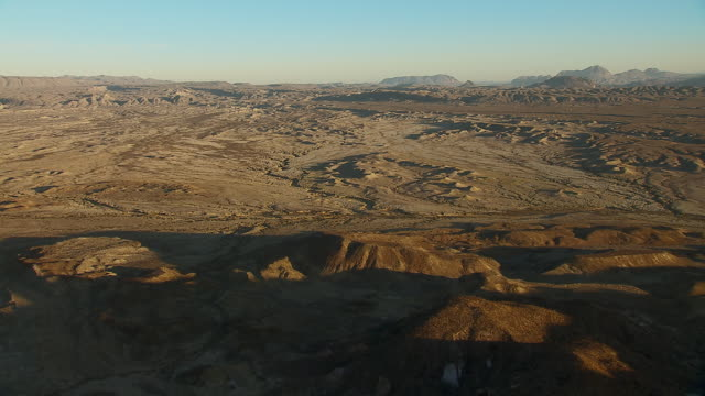 arid southwest landscape in big bend country, brewster county, texas. the arid region known as big bend lies in the texas side of the chihuahuan desert. - basin and range province stock videos and b-roll footage
