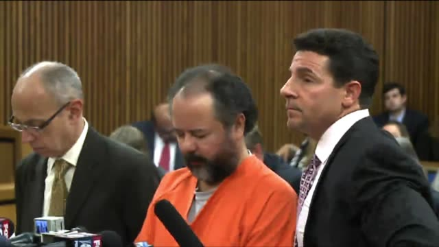 Ariel Castro at Arraignment
