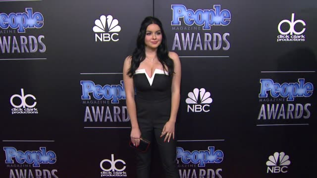 Ariel Winter at PEOPLE Magazine Awards in Los Angeles CA