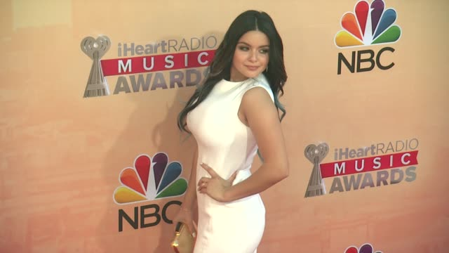 Ariel Winter at the 2015 iHeartRadio Music Awards Red Carpet Arrivals at The Shrine Auditorium on March 29 2015 in Los Angeles California