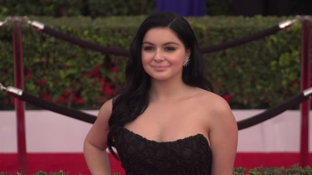 Ariel Winter at the 22nd Annual Screen Actors Guild Awards Arrivals at The Shrine Auditorium on January 30 2016 in Los Angeles California 4K