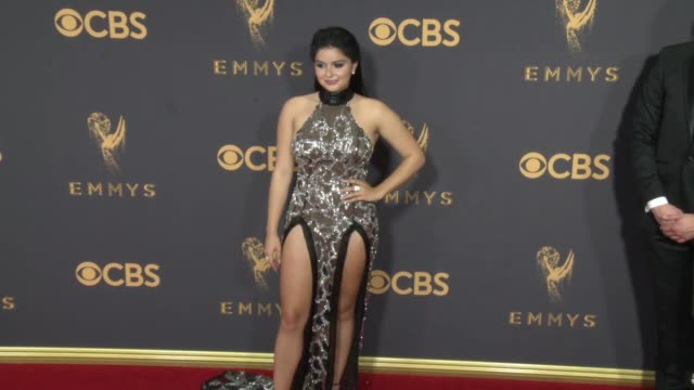 Ariel Winter at the 69th Annual Primetime Emmy Awards at Microsoft Theater on September 17 2017 in Los Angeles California