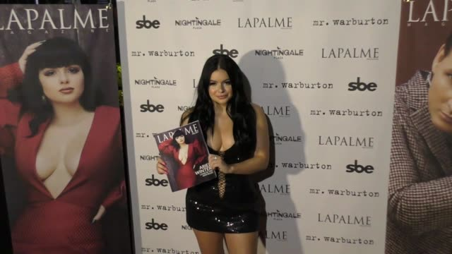Ariel Winter at the LaPalme Magazine Fall Cover Party on November 08 2017 in Los Angeles California