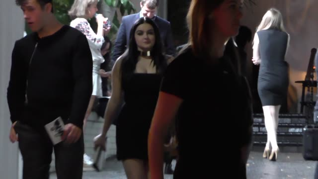 Ariel Winter outside the Vanity Fair's Young Hollywood Party in West Hollywood in Celebrity Sightings in Los Angeles