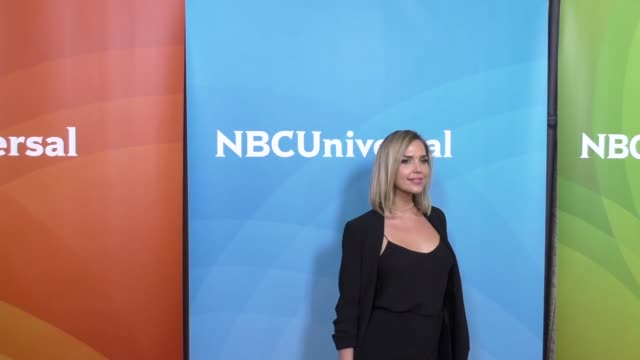Arielle Kebbel at the 2017 NBCUniversal Summer Press Day on March 21 2017 in Beverly Hills California