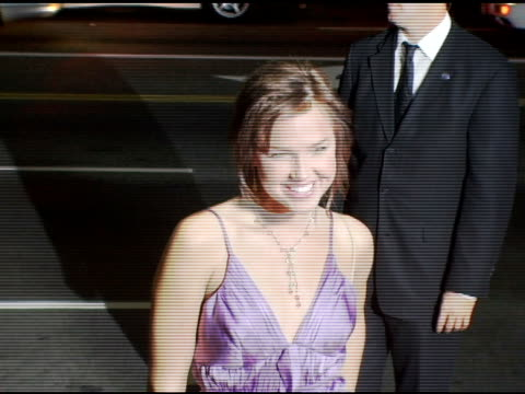 Arielle Kebbel at the 'In Her Shoes' Premiere at Academy of Motion Picture Arts Sciences in Beverly Hills California on September 28 2005
