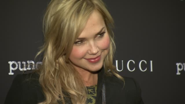 Arielle Kebbel at the 'Puncture' New York Premiere at New York NY