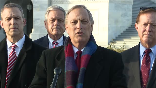 arizona congressman andy biggs says at a press conference with freedom caucus members calling on attorney general bill barr to release findings of an... - chromosome stock videos & royalty-free footage