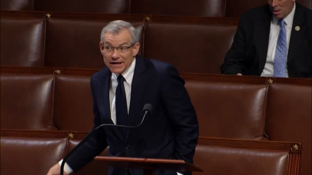 Arizona Congressman Dave Schweikert engages in debate on the Tax Cuts and Jobs Act asking members to look at actual data and charts indicating the...