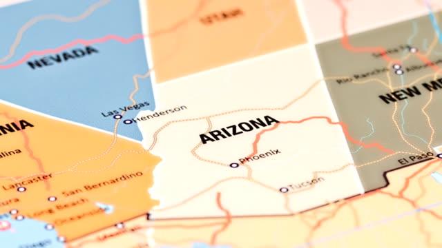 vidéos et rushes de arizona des états des é.-u. - arizona