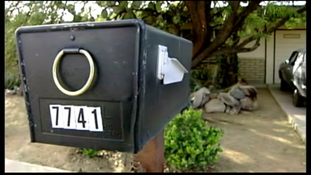 Debate over gun laws Mailbox outside home of Jared Loughner