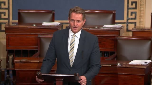 Arizona Senator Jeff Flake said the time had come to work together to deliver a real solution because we do not need partisan bills that send a...
