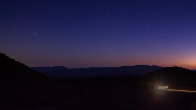 Arizona Sunset Timelapse